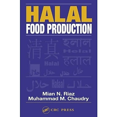 Halal Food Production, Used Book, (9781587160295)