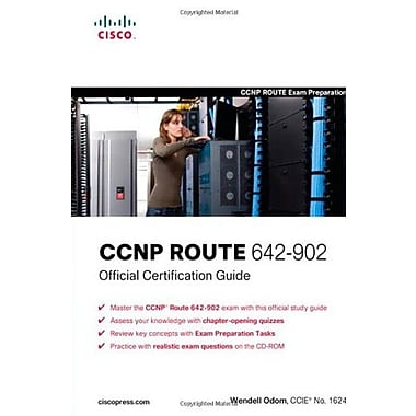 CCNP ROUTE 642-902 Official Certification Guide (Official Cert Guide), Used Book, (9781587202537)