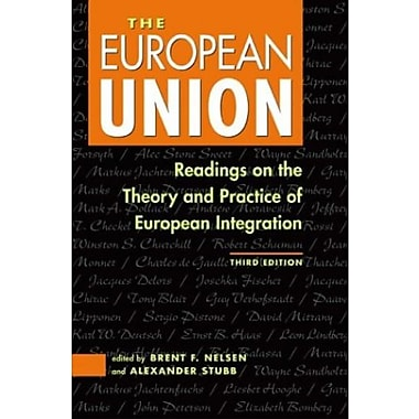 European Union Readings on the Theory and Practice of European Integration, Used Book, (9781588262318)