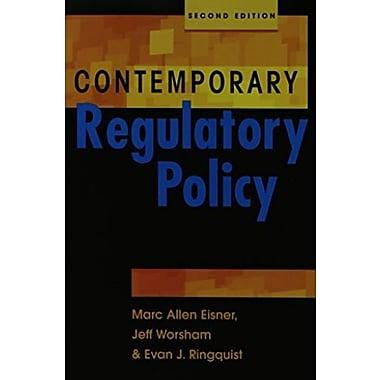 Contemporary Regulatory Policy, New Book, (9781588264114)