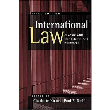 International Law: Classic and Contemporary Readings, New Book, (9781588266279)