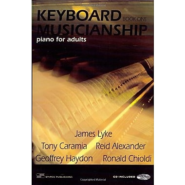 Keyboard Musicianship: Piano for Adults Book One, Used Book, (9781588748447)