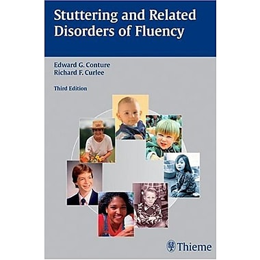 Stuttering and Related Disorders of Fluency, New Book, (9781588905024)