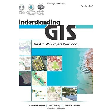 Understanding GIS: An ArcGIS Project Workbook, Used Book, (9781589482425)