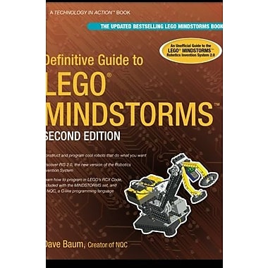 Definitive Guide to LEGO MINDSTORMS, Second Edition, New Book, (9781590590638)