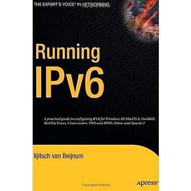 Running IPv6, New Book, (9781590595275)