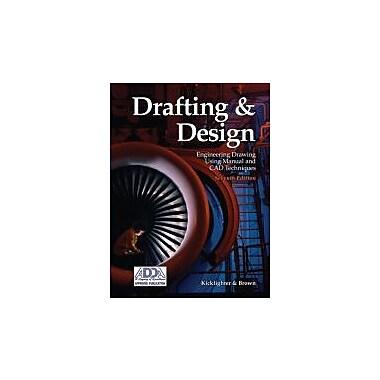 Drafting & Design, New Book, (9781590709030)