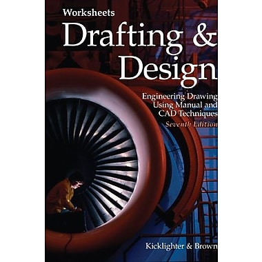 Drafting & Design, Used Book, (9781590709047)