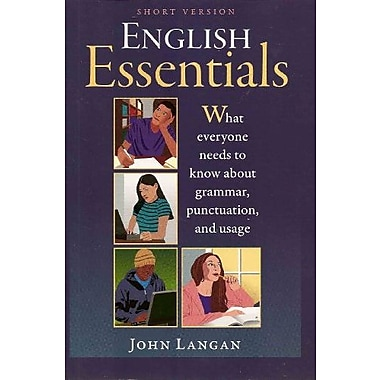 English Essentials, Short Version, New Book, (9781591941040)