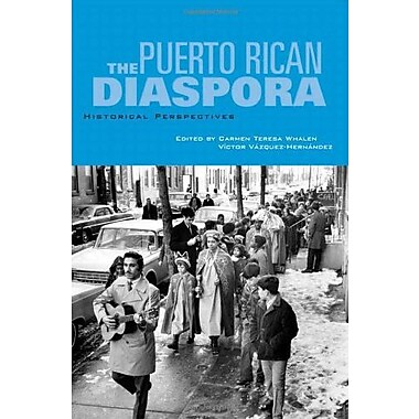 Puerto Rican Diaspora: Historical Perspectives, New Book, (9781592134137)
