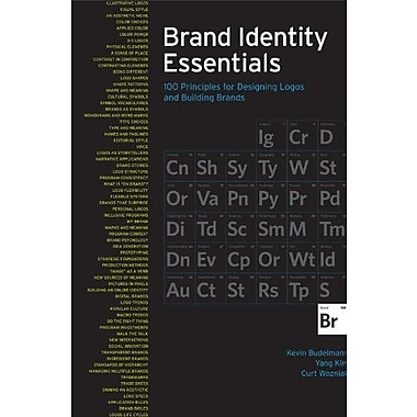 Brand Identity Essentials: 100 Principles for Designing Logos and Building Brands, Used Book, (9781592535781)