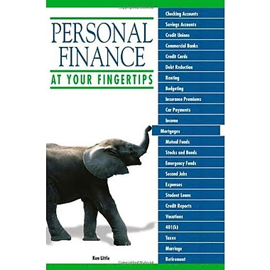 Personal Finance at Your Fingertips, Used Book, (9781592576449)