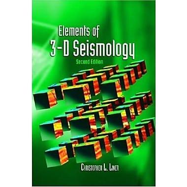 Elements of 3-D Seismology, New Book, (9781593700157)