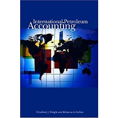 International Petroleum Accounting, New Book, (9781593700164)