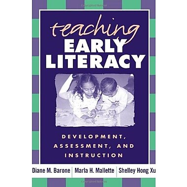 Teaching Early Literacy: Development, Assessment, and Instruction, Used Book, (9781593851064)