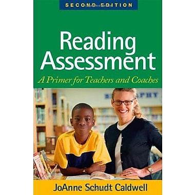 Reading Assessment, Second Edition: A Primer for Teachers and Coaches, New Book, (9781593855802)