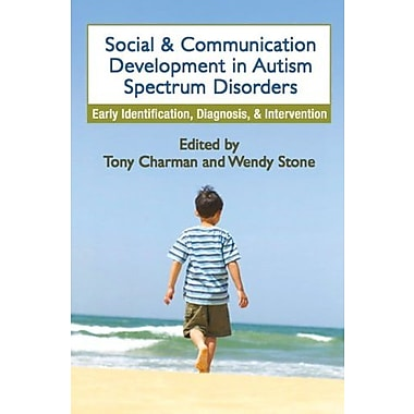 Social and Communication Development in Autism Spectrum Disorders, New Book, (9781593857134)