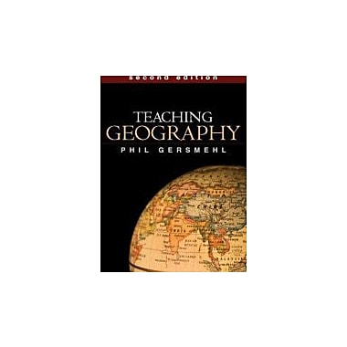 Teaching Geography, Second Edition (Teaching Geography (W/CD)), Used Book, (9781593857158)