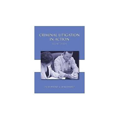 Criminal Litigation in Action, New Book, (9781594609459)