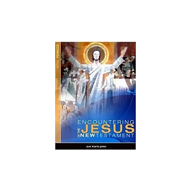 Encountering Jesus in the New Testament, New Book, (9781594711657)