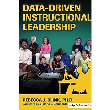 Data-Driven Instructional Leadership, New Book, (9781596670372)