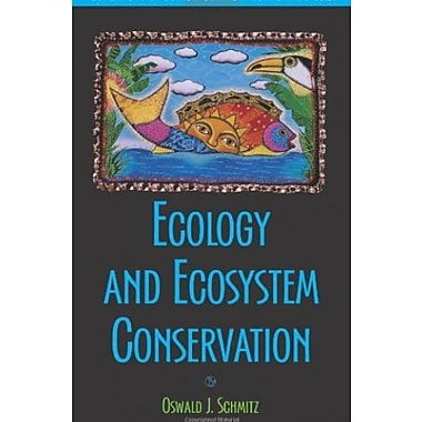 Ecology and Ecosystem Conservation (Foundations of Contemporary Environmental Studies Series), Used Book, (9781597260497)
