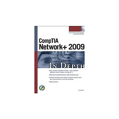 CompTIA Network+ 2009 In Depth, Used Book, (9781598638783)