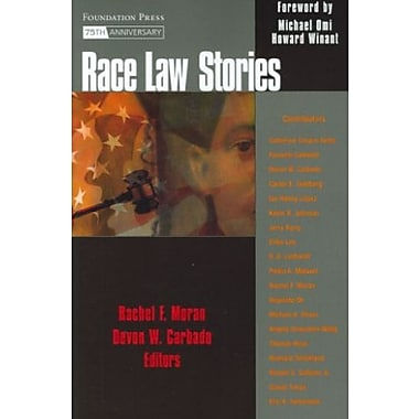 Moran and Carbado's Race Law Stories