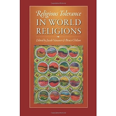 Religious Tolerance in World Religions, New Book, (9781599471365)