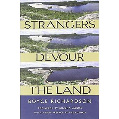Strangers Devour the Land, New Book, (9781603580045)