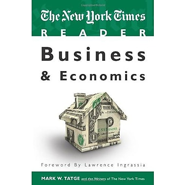 The New York Times Reader: Business (TimesCollege from CQ Press), New Book, (9781604264838)