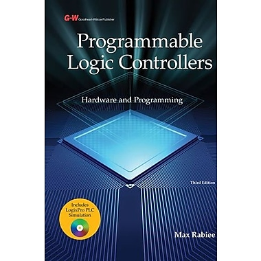 Programmable Logic Controllers: Hardware and Programming, New Book, (9781605259451)