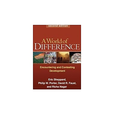 A World of Difference: Encountering and Contesting Development, 2nd Edition, New Book, (9781606232620)