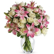 What A Bloom Perfect-In-Pink Bouquet