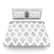 KESS InHouse Moroccan by Amanda Lane Featherweight Duvet Cover; Twin