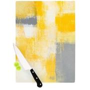 KESS InHouse Breakfast by CarolLynn Tice Cutting Board; 0.5'' H x 11'' W x 7.5'' D