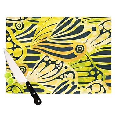 KESS InHouse Papalote by Anchobee Cutting Board; 0.5'' H x 11'' W x 7.5'' D