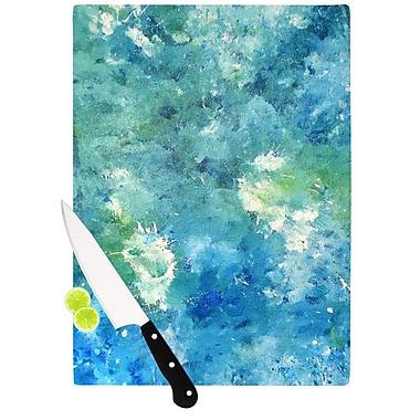 KESS InHouse Sporatically by CarolLynn Tice Cutting Board; 0.5'' H x 15.75'' W x 11.5'' D