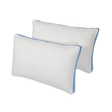 Pegasus Home Fashions Isopedic Firm Density Fiber Pillow (Set of 2); King