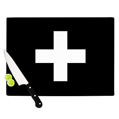 KESS InHouse Plus by Trebam Simple Cutting Board; 0.5'' H x 15.75'' W x 11.5'' D