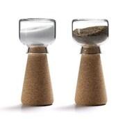 Amorim Cork Composites 2 Piece Cork Salt & Pepper Shaker Set