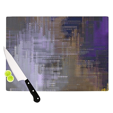 KESS InHouse Reach for the Sky by Michael Sussna Cutting Board; 0.5'' H x 15.75'' W x 11.5'' D