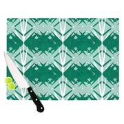 KESS InHouse Diamond by Alison Coxon Cutting Board; 0.5'' H x 15.75'' W x 11.5'' D