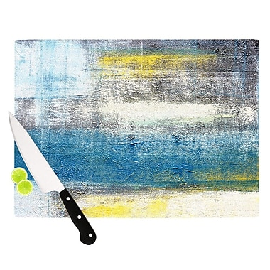 KESS InHouse Make A Statement by CarolLynn Tice Cutting Board; 0.5'' H x 15.75'' W x 11.5'' D