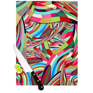 KESS InHouse Fun by Danny Ivan Cutting Board; 0.5'' H x 11'' W x 7.5'' D