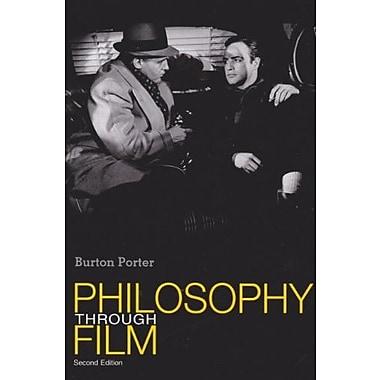 Philosophy Through Film, New Book (9781597380188)
