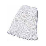 Boardwalk® Cotton Mop Heads, White (CM02032S)