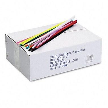 The Chenille Kraft Company Jumbo Stems, 1000/Box