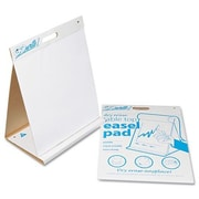 Pacon Creative Products Gowrite Dry Erase Table Top Easel Pad Free-Standing Whiteboard, 2' H x 2' W