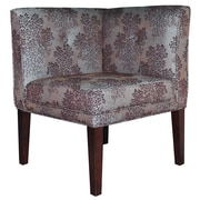 Crestview Alexandria Upholstered Side Chair